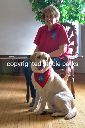 Therapy Dogs April 2017