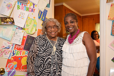 T.D. Elder's 90th Birthday - House Party