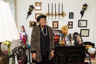 Thereasea Clark Elder - Rockwell Community Leader