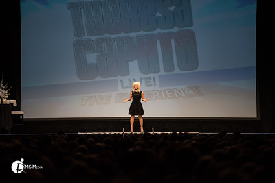 Theresa Caputo | Save –On-Foods Memorial Centre | Victoria BC