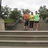 September 22, 2013 <br /> <br /> Running group on Sunday, 5280 group