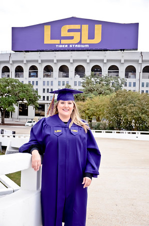 Theresa- LSU Grad