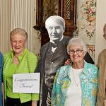 Raymond and Susan Smith with Theresa and John Bondurant.