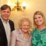 Butch Shaw, Shirley Engelhardt and Jessica Kessinger.