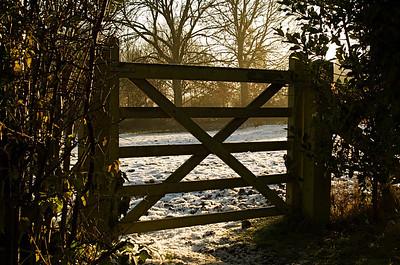 Paddock Gate