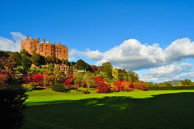 Sun Kissed Castle