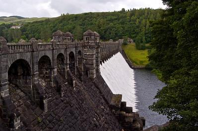 The Dam in Full Flood