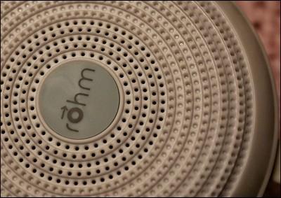 Rohm white-noise machine
