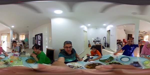 Theta at Syahril's