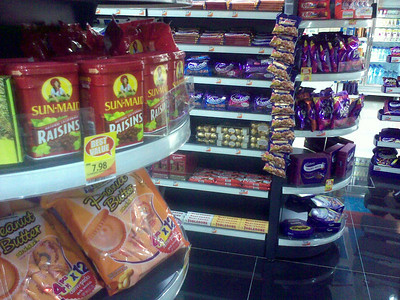 Irfan said - Let's buy junkfood! I got no answer for that!