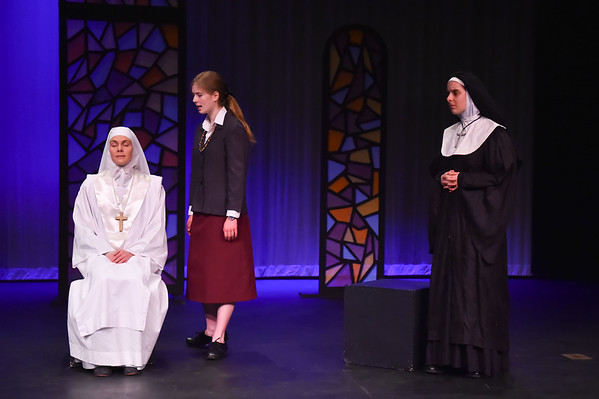2016-04-02 Agnes of God One-Act Play