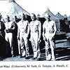 43rd Seabees Wearing USMC Uniforms-Maui, Hawaii