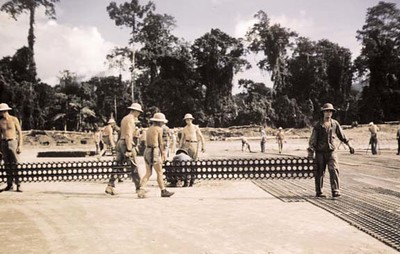 Bougainville Seabees.