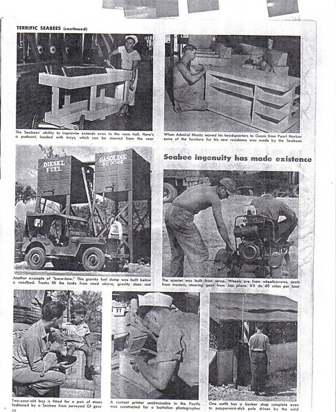 Those Terrific Seabees Page 3 of 4
