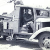 Japanese Truck Used By 8th Seabees On Iwo-Jima.