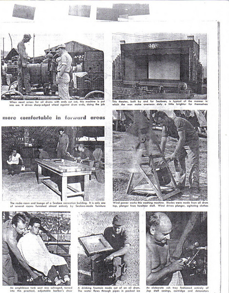 Those Terrific Seabees Page 2 of 4