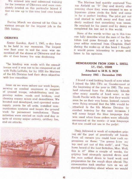 58th Seabees-Okinawa Page 1 of 3