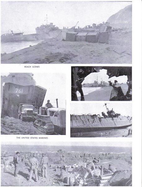 31st NCB Iwo Jima