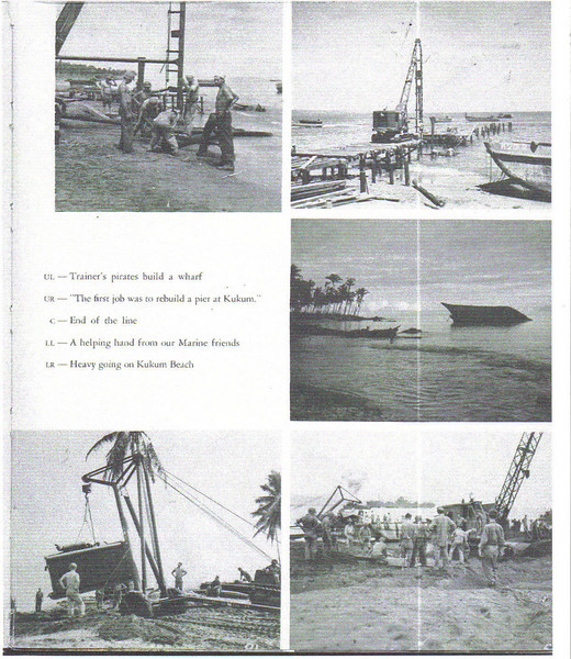 6th Seabees - Guadalcanal.