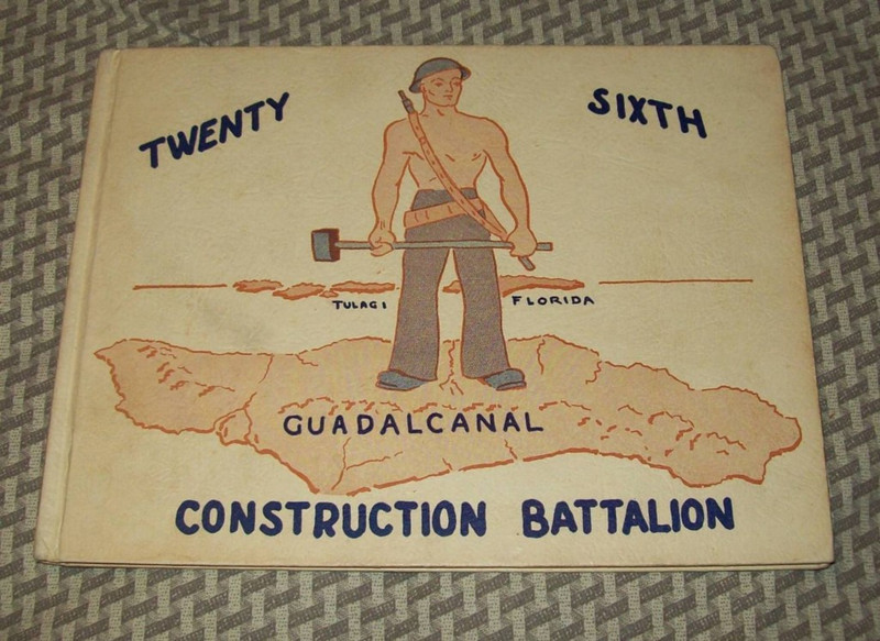 The 26th Seabees - Guadalcanal.