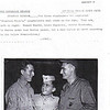 Joe Shawinski (133rd CB) On Right Wearing USMC Uniform With Two Marine Buddies-All 4TH Marine Division Before Shoving Off For Iwo Jima
