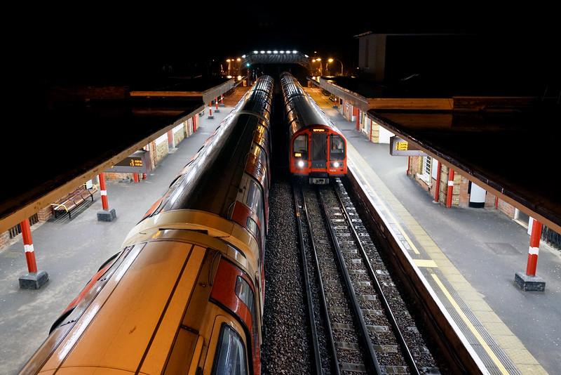 Theydon Bois Station