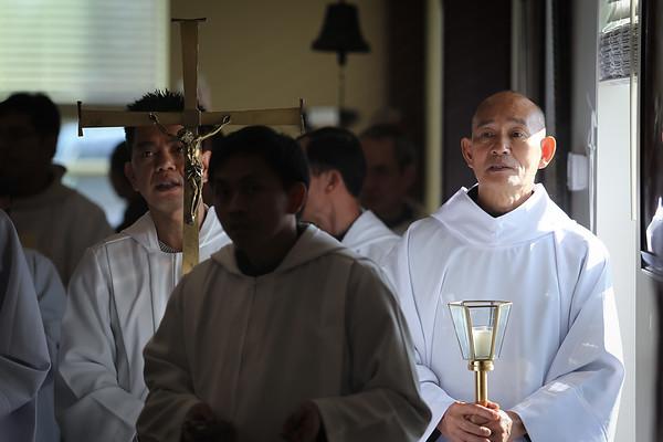 Thien Tam Monstery Ordination
