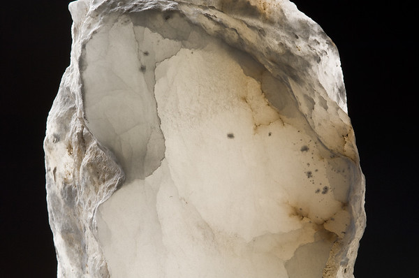 white alabaster