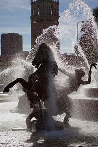 J.C. Nichols Fountain