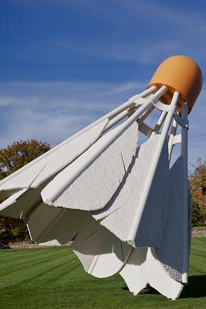Nelson Atkins sculpture garden
