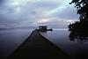 A Boat Dock at Tawali Resort, Milne Bay Province PNG 2008