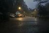 A Rainy Night in Valley Green, Philadelphia, Pa