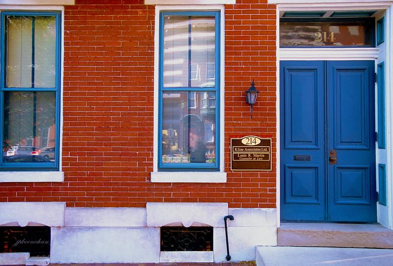 Harrisburg Doors - 214 State Street