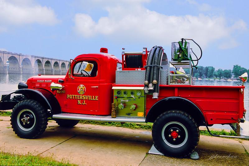 Harrisburg Fire Trucks - July 2012