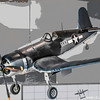 VOUGHT F4U CORSAIR WWII NOLA