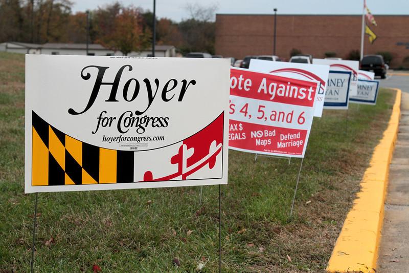 November 6, Election Day.