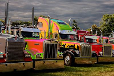 Trucks gone wild