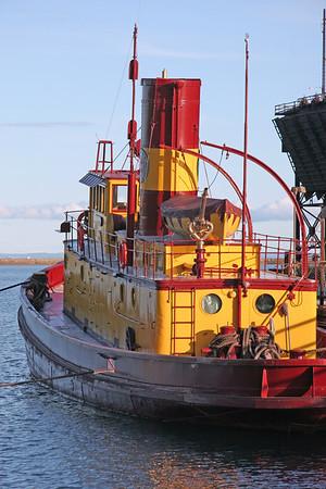 Edna G. tugboat - Two Harbors, Lake Superior