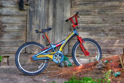 Barnyard Bicycle
