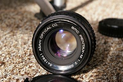 SMC-M 50mm f/2