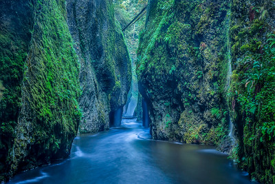 the mystery of oneonta gorge