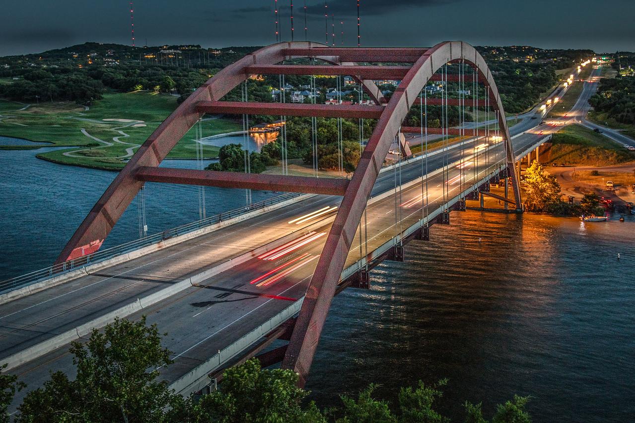 Pannybacker Bridge, Austin TX