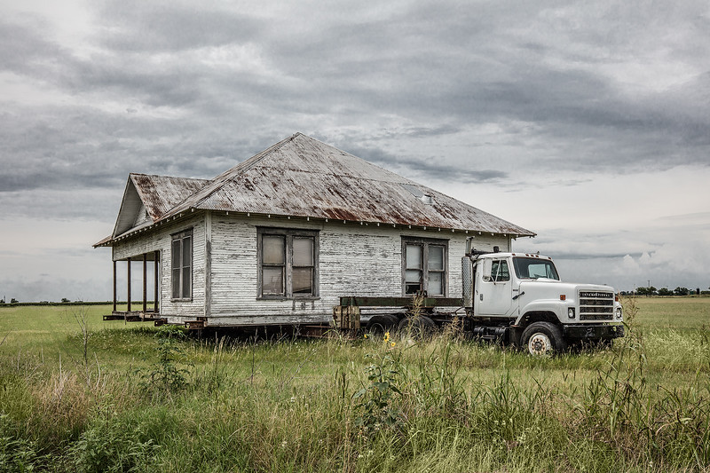 Texas Mobile Home.