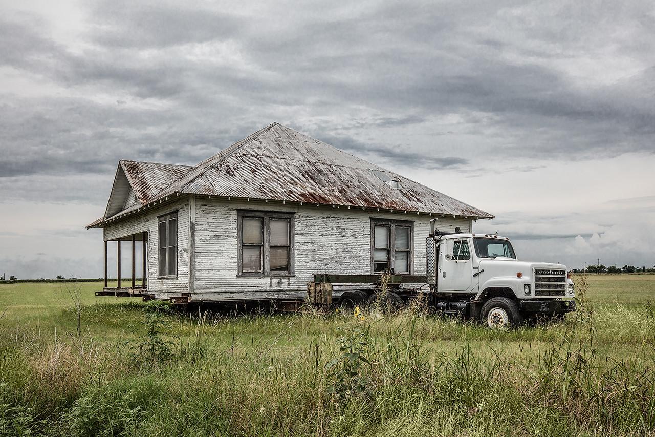 Texas Mobile Home.