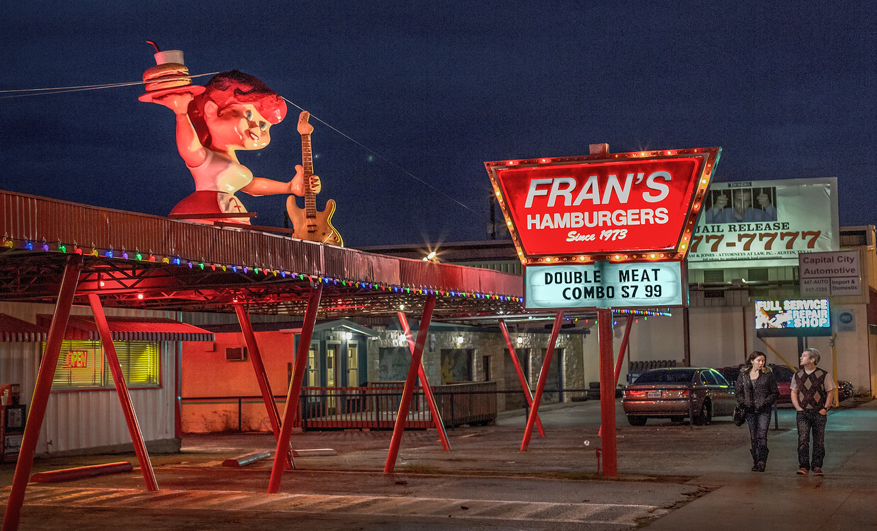 Fran's. Now gone.