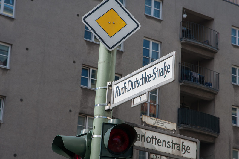 I like the way Berlin honors idealistic Leftists.