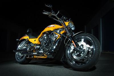 2006 Harley Davidson V Rod Screamin' Eagle.