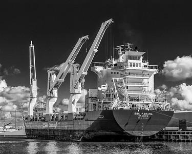 BBC Parana Cargo Ship
