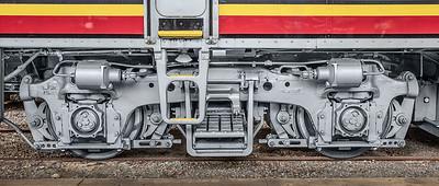 Train Car Wheels.