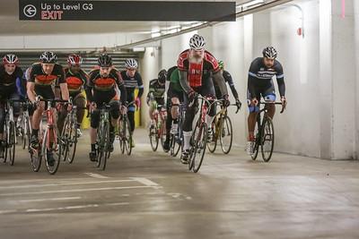 Crosshairs Garage Races
